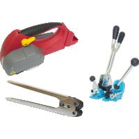 Ручной стреппинг. Как подобрать упаковочный инструмент?