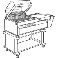 Термоусадочные машины (камерного типа)