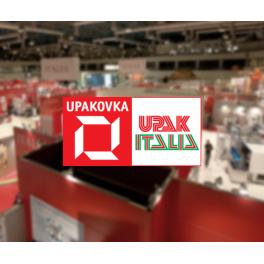 24-я международная выставка УПАК ИТАЛИЯ