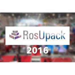 Итоги выставки RosUpak 2016