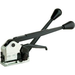 Комбинированный стреппинг инструмент для металлической ленты МУЛ-20