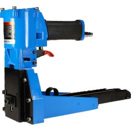 Принцип работы ручных степлеров для верха коробок