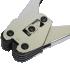 Зажимное устройство скобы для ПП лент Н-34/35