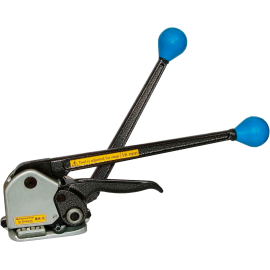 Комбинированный стреппинг инструмент для металлической ленты М4К-10
